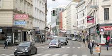 Taxi-Unfall in Wien – Mutter und Kind (3) verletzt