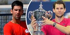 Achtung Thiem! Djokovic setzt wieder auf Guru-Kraft