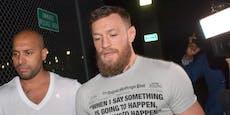 McGregor glaubt, man wolle ihn in den Suizid treiben