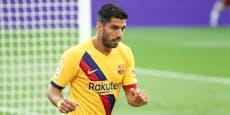 Geplatzt! Suarez-Deal scheitert an Wechsel-Beschränkung