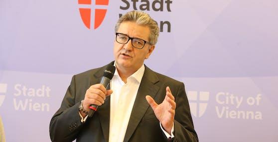 Der Wiener Gesundheitsstadtrat Peter Hacker (SPÖ).