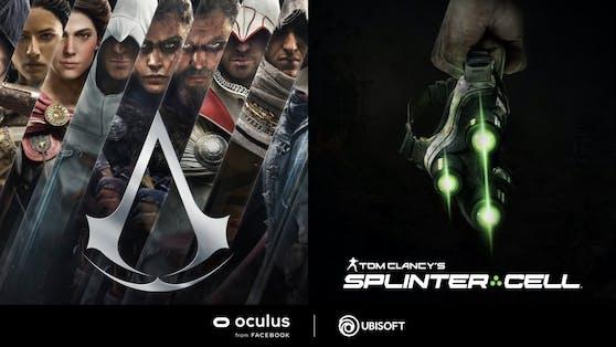 """""""Asassin's Creed"""" und """"Splinter Cell"""" werden noch immersiver."""