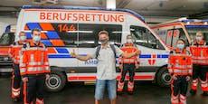 Wiener überlebte Herzattacke beim Tennis