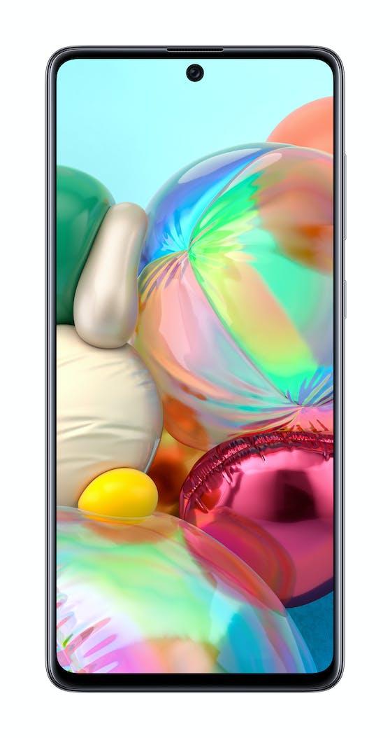 MyLife XL Neukunden können sich zum Beispiel über das Samsung Galaxy A71 um 0 Euro freuen.