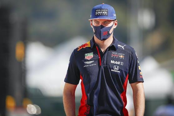 Max Verstappen ist egal, wer sein Teamkollege wird.