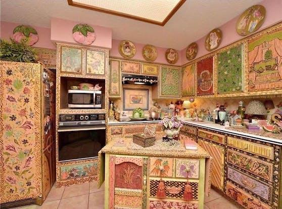 Wie viel Muster verträgt eine Küche?
