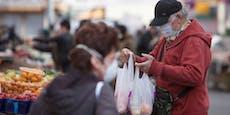 Ab Samstag Maskenpflicht auf Wiener Märkten