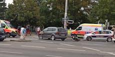 37-Jähriger verletzte sich bei Unfall in Wien schwer