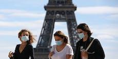 Paris verhängt nächtliche Corona-Ausgangssperre