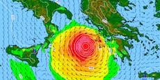 Sintflut-Regen! Medicane braust auf Griechenland zu