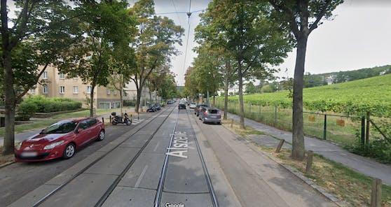 In der Alszeile entsteht nun doch kein Radweg.