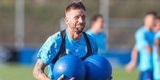 ÖFB-Legionär vor dem Bundesliga-Start aussortiert
