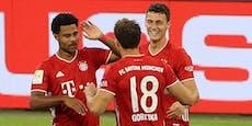 8:0-Gala ohne Alaba! Bayern zerlegt Schalke zum Start