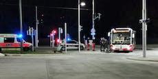 Frau fuhr bei Rot über die Ampel: Von Bus erfasst