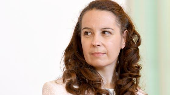 Virologin Monika Redlberger-Fritz