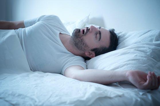 Schnarcher haben bei einer Coronavirus-Infektion ein erhöhtes Sterberisiko.