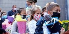 Schon 3600 Corona-Verdachtsfälle in Österreichs Schulen
