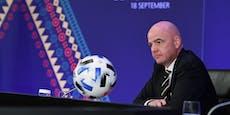 800 Millionen Verlust für die FIFA wegen Corona-Krise