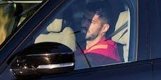 Suarez hat für Juve-Wechsel den Sprachtest bestanden