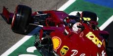 Rote Hoffnung! Ferrari baut neuen Motor für 2021