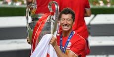 Millionen abgezweigt? Klage gegen Bayerns Lewandowski