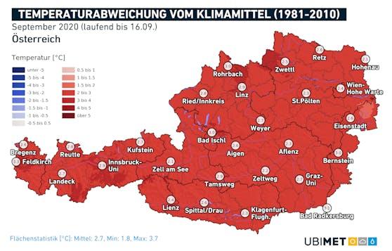 Wetter Nordfrankreich