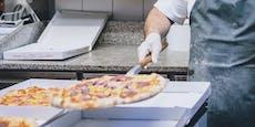 Knausriger Chef muss Pizzakoch jetzt 15.000 Euro zahlen