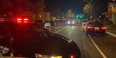 16 Personen auf Gartenparty angeschossen – 2 Tote
