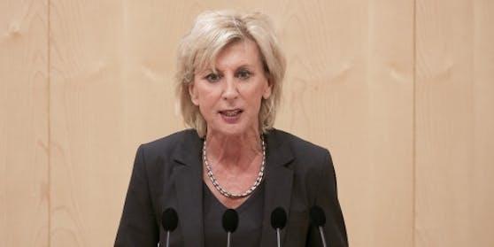VP-Gesundheitssprecherin Gaby Schwarz