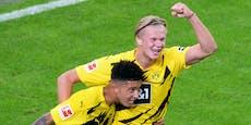 Haaland-Doppelpack! Dortmund gewinnt Auftakt mit 3:0