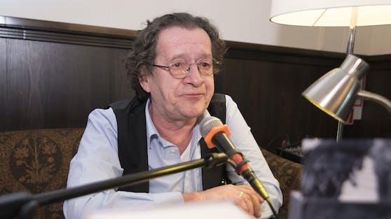 Mathias Grilj alias Max Gad