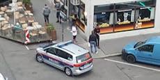 Wiener gab an, von Drogendealer beraubt worden zu sein