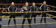 WALTER kommt zurück! WWE reaktiviert NXT UK Shows