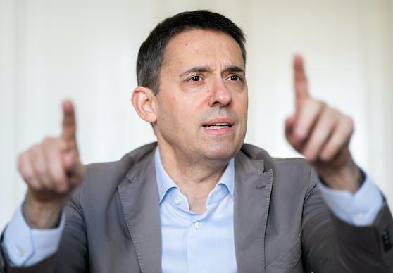 Staatsoperndirektor Bogdan Roščić.