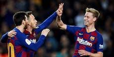 """Mitspieler enthüllt: """"Messi ist noch im Barcelona-Chat"""""""