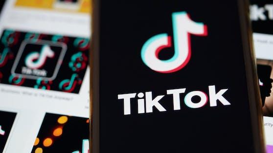 Die App TikTok wird unter Jugendlichen immer beliebter.