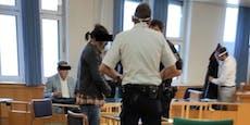 Wiener zündet Frau mit Deo an und vergewaltigt sie