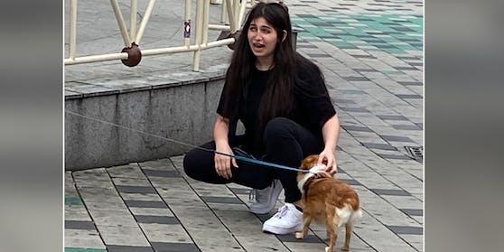 Wer kennt diese junge Frau?