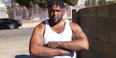 Polizisten töten Schwarzen mit 20 Kugeln in den Rücken
