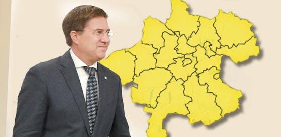 """Das wird Bürgermeister Rabl freuen: Wels ist nicht mehr """"rot"""" auf der Corona-Ampel"""