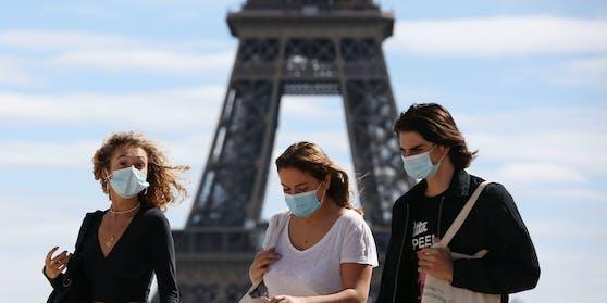 Auch in Frankreich werden die Corona-Maßnahmen verschärft