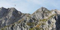 220 Meter abgestürzt – Hier lag toter Wanderer