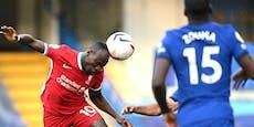 Ex-Salzburger schießt Liverpool zu 2:0 gegen Chelsea