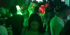 Club-Gäste beflegeln Kontrollore bei wilder Party