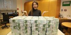 1,5 Mio. Österreicher rittern heute um Fünffach-Jackpot