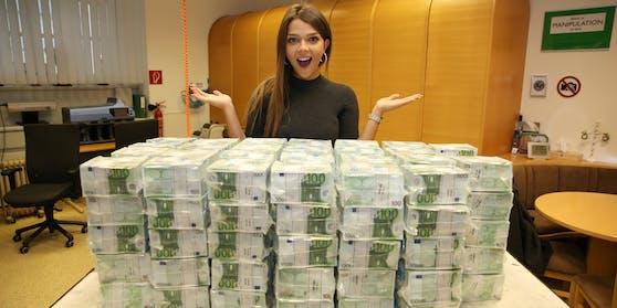 Am Sonntag geht es um acht Millionen Euro