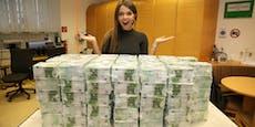 So haarscharf holt Wiener 3,6 Millionen Euro im Lotto