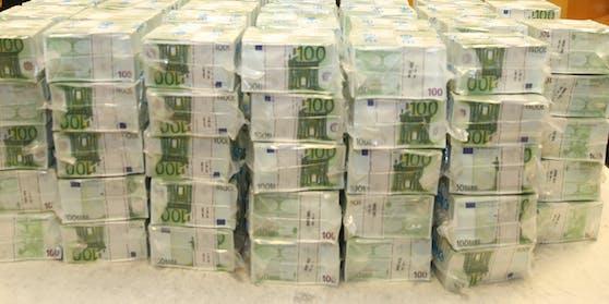 Ein Wiener darf sich über 2,5 Millionen Euro freuen.