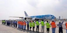 In Asien wird wegen Corona-Maßnahmen im Kreis geflogen