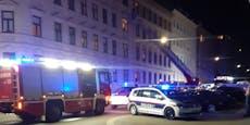 Flackerndes Licht in Wohnung, dann kam die Feuerwehr